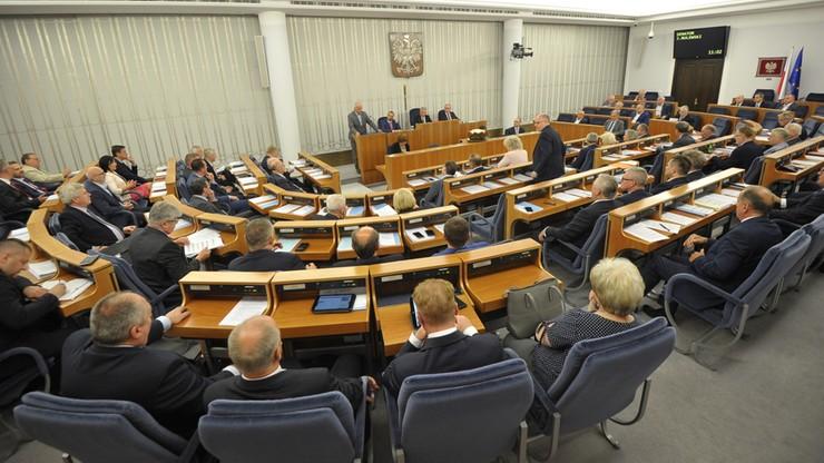 Rozpoczęło się posiedzenie senackiej komisji ws. ustawy o SN
