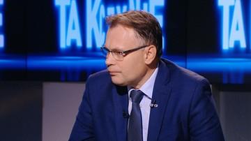 Mularczyk: Tadeusz Mazowiecki zrezygnował z reparacji, bo zmusił go Helmut Kohl