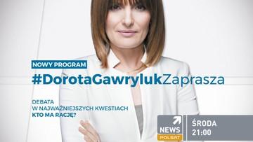 29-03-2017 11:34 #DorotaGawrylukZaprasza: czy PiS chce wyprowadzić Polskę z UE