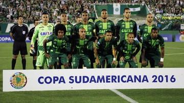 2016-12-05 Chapecoense z Pucharem Ameryki Południowej