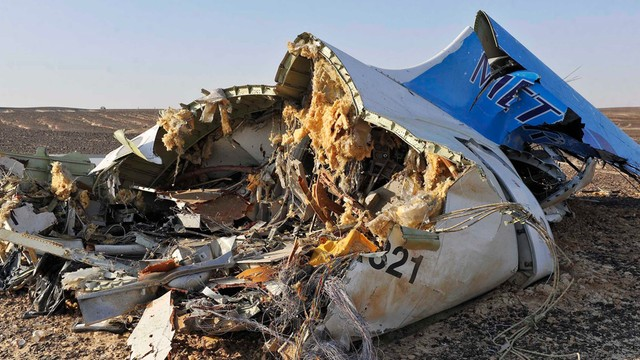 Katastrofa rosyjskiego samolotu na Synaju, 224 osoby nie żyją
