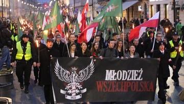 Młodzież Wszechpolska przeciw przyjmowaniu ukraińskich imigrantów