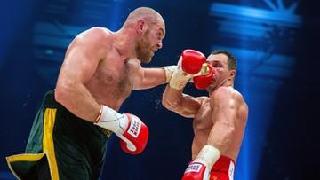29-11-2015 05:37 Fury pokonał na punkty Kliczkę i pozbawił go tytułu