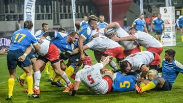 2016-09-24 Rugby: Polacy gromią Ukrainę