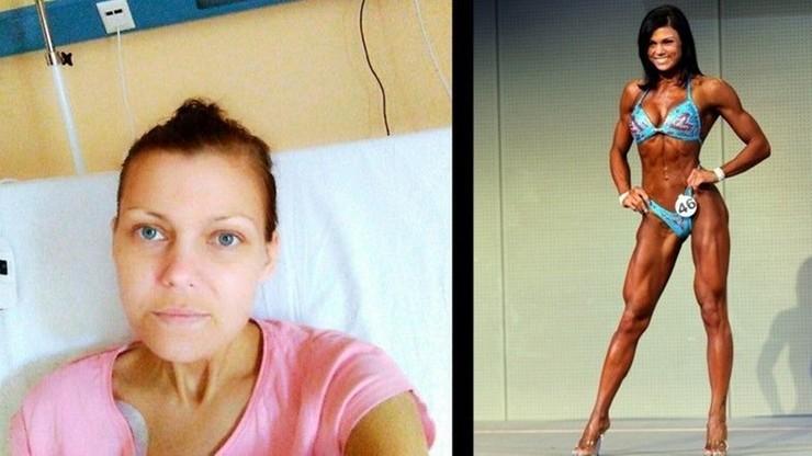 W Polsce czekało ją hospicjum, internauci nie zawiedli. Mistrzyni świata zebrała pieniądze na walkę z rakiem