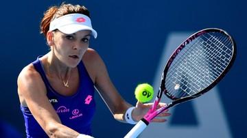 2017-01-13 Australian Open: Radwańska chce przedłużyć dobrą passę na antypodach