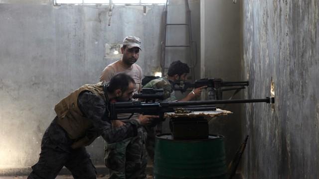 Syria: armia podjęła próbę odbicia utraconych pozycji w Aleppo