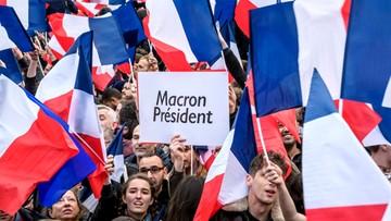 """07-05-2017 22:21 """"Francuzi wybrali europejską przyszłość"""", """"Nadzieja na owocną współpracę"""". Płyną gratulacje dla Macrona"""
