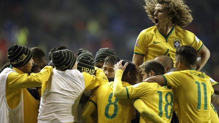 Copa America: Wymęczone zwycięstwo Brazylii z Peru