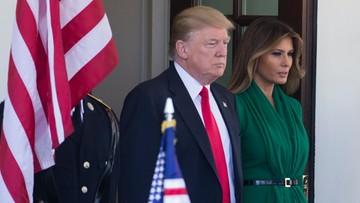 """Trump chce powstrzymać Koreę Północną przy zastosowaniu """"wszelkich dostępnych opcji"""""""