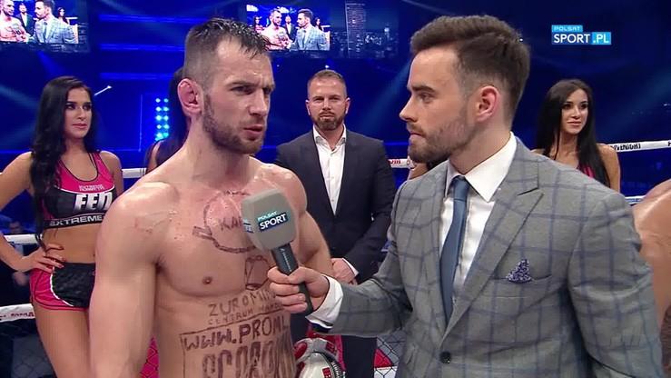 Łebkowski: Porażki dają mi więcej niż wygrane. Mogę wrócić już w maju!
