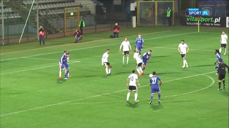 Miedź Legnica - Drutex-Bytovia 2:1. Skrót meczu