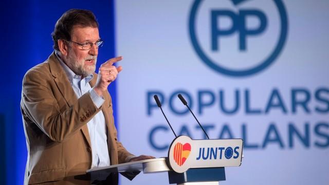 Rajoy: chcemy odzyskać demokratyczną i wolną Katalonię
