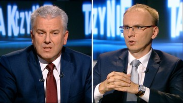 """12-10-2016 23:05 """"Propozycje Airbusa stwarzały ryzyko dla bezpieczeństwa Polski"""" – wiceminister rozwoju w programie """"Tak czy Nie"""""""