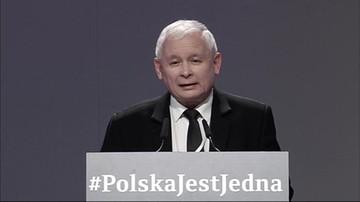 Kaczyński opowiada żart o Chruszczowie