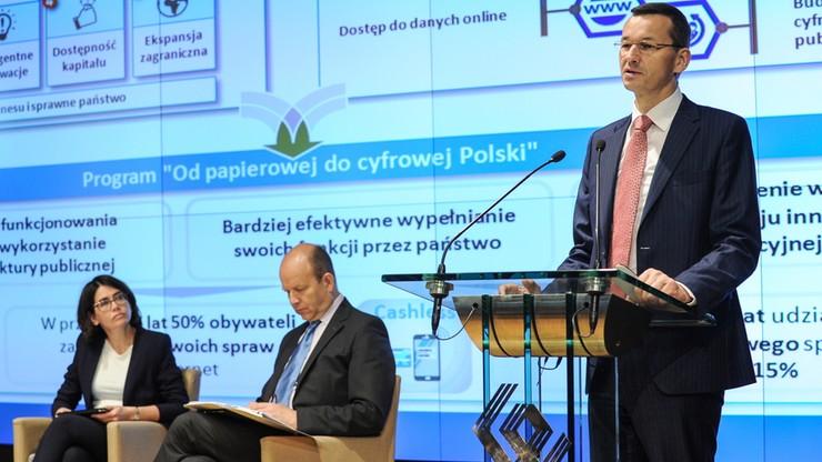 Zamiast w urzędzie sprawy załatwimy przez internet - przedstawiono plan cyfryzacji Polski