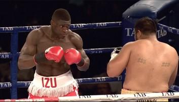 2015-12-05 Ugonoh - Sandez: Cała walka (WIDEO)