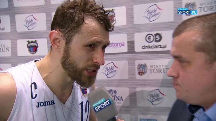 Wiśniewski: Mieliśmy furę szczęścia odrabiając straty