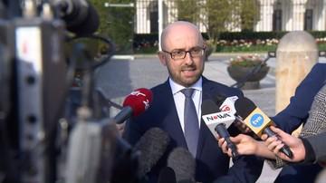09-05-2017 09:16 Łapiński: pytania ws. referendum konstytucyjnego będą znane dużo wcześniej