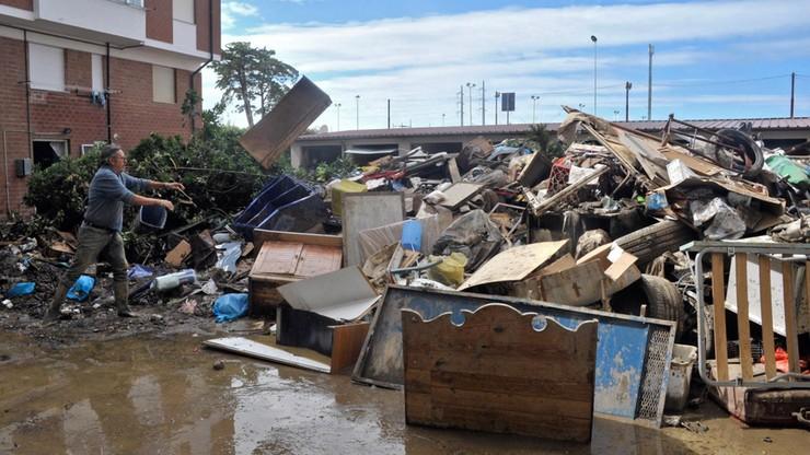 Do 8 wzrosła liczba ofiar gwałtownej ulewy w Toskanii