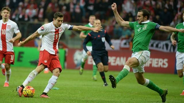 Polska - Irlandia 2:1. Biało-Czerwoni awansowali do Euro 2016!