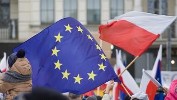 """08-06-2016 13:01 Polacy """"zakochani"""" w UE. Mieszkańcy innych krajów członkowskich bardziej sceptyczni"""