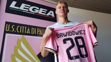 2017-08-04 Dawidowicz oficjalnie w US Palermo