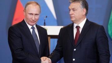 02-02-2017 18:45 Rozmowa Orban-Putin. Politycy spotkali się w Budapeszcie
