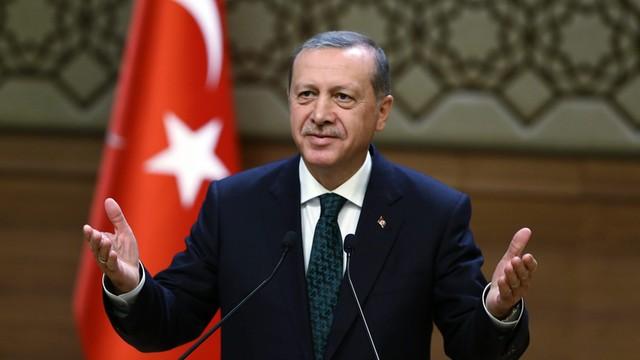 Prezydent Turcji zdrajcą islamu według... Państwa Islamskiego