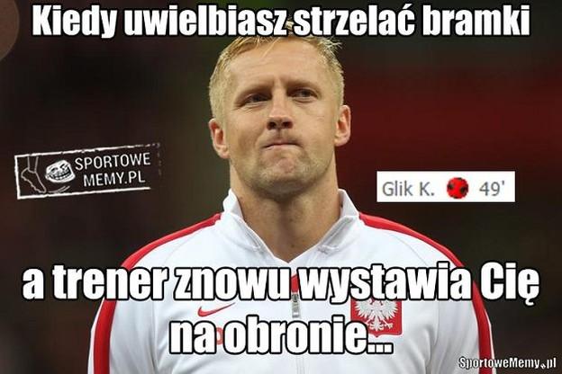 """""""Turbo, pojawiasz się i znikasz"""". Memy po meczu Polska - Dania"""