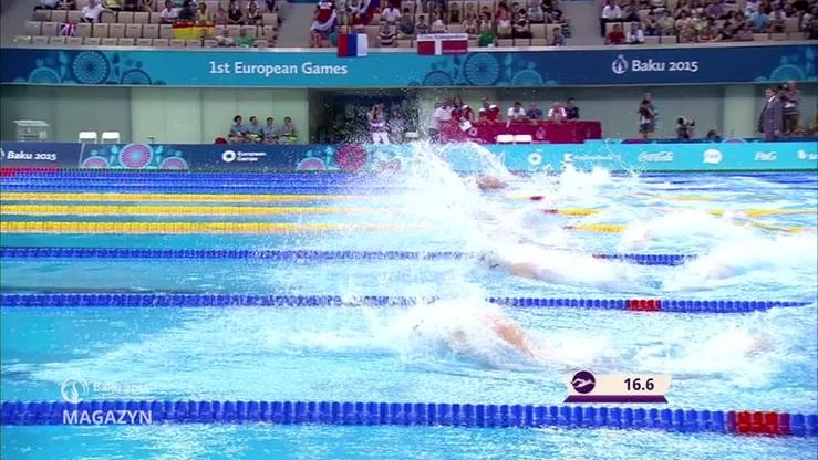 Wtorek na IE: Pływanie