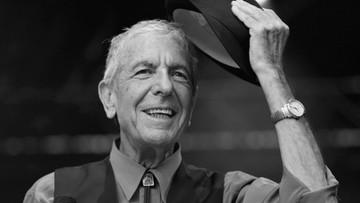 11-11-2016 06:09 Nie żyje Leonard Cohen