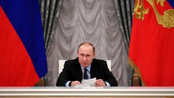 22-03-2017 14:08 Kreml zaprzecza doniesieniom o organizacji przez Fillona spotkania z Putinem