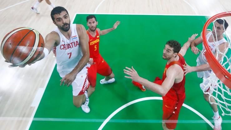 Rio 2016: Mistrzowie Europy Hiszpanie zaczęli turniej od porażki