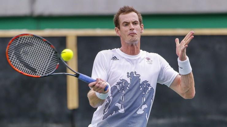 Rio 2016: Murray chorążym reprezentacji Wielkiej Brytanii