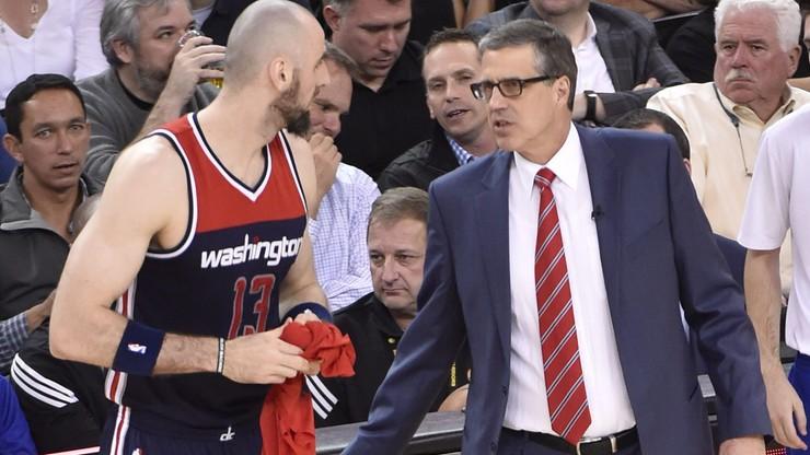 NBA: niezły mecz Gortata. Wizards wygrali w Phoenix