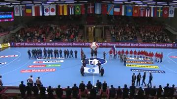 2015-12-08 Wielka wpadka organizatorów! Zamiast hymnu Norwegii...Gangnam Style! (WIDEO)