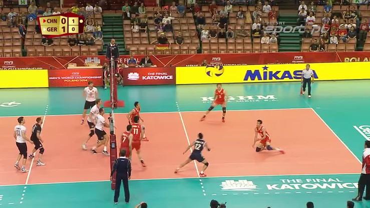 Niemcy - Chiny 3:0. Skrót meczu