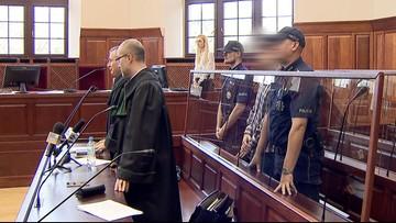 20 lat więzienia dla Pawła R. za podłożenie ładunku wybuchowego w autobusie