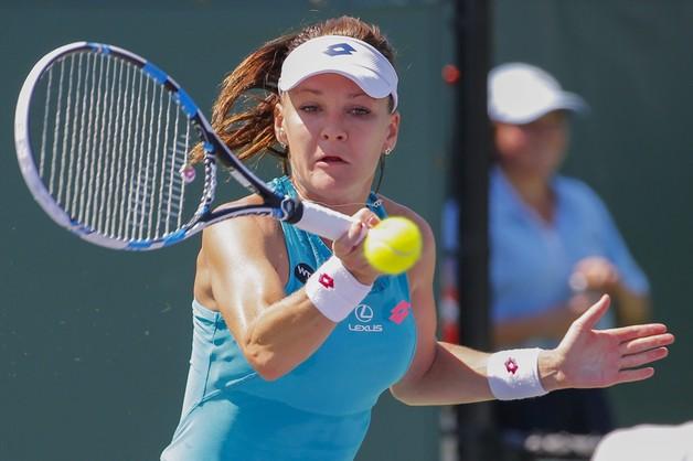 Turniej WTA w Miami: Radwańska odpadła w 1/8 finału