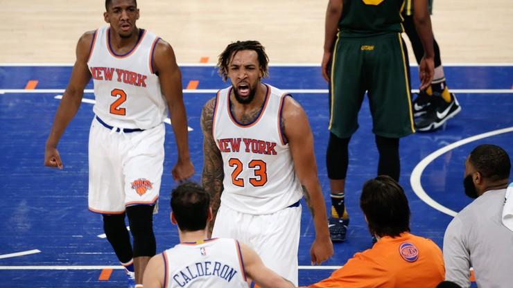 NBA: Knicks najbardziej wartościowym klubem według Forbesa