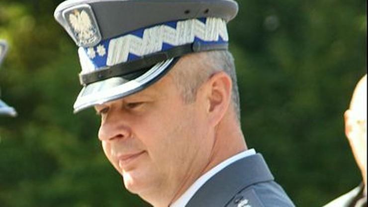 Były szef polskiej policji został szefem... szpitala