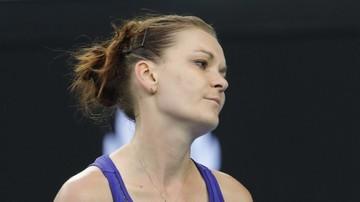 2017-10-30 Ranking WTA: Radwańska nadal 28., awans Wozniacki na trzecie miejsce