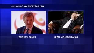 Jutro wybory prezesa PZPN - czy Wojciechowski zagrozi Bońkowi?