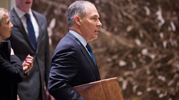 Nowy szef agencji środowiska USA wątpi w zmiany klimatu
