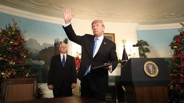 """02-01-2018 10:12 Ambasador USA wezwany do MSZ Pakistanu po tweecie Trumpa o """"głupiej pomocy"""" dla kraju"""