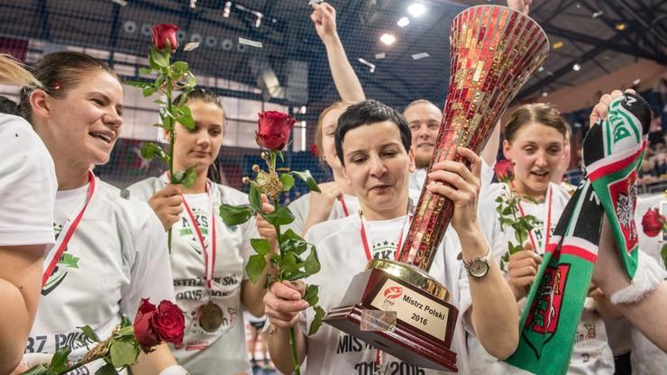 Piłkarki ręczne MKS Selgros Lublin zdobędą 20. tytuł mistrzyń Polski?