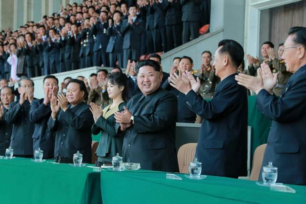 Korea Płn. świętuje 103. rocznicę urodzin Kim Ir Sena