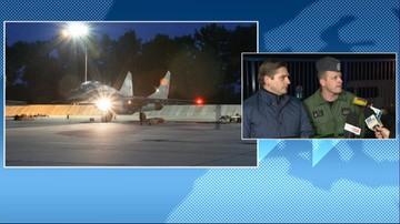Samolot myśliwski MiG-29 zniknął z radarów. Odnaleziono wrak. Pilot przeżył