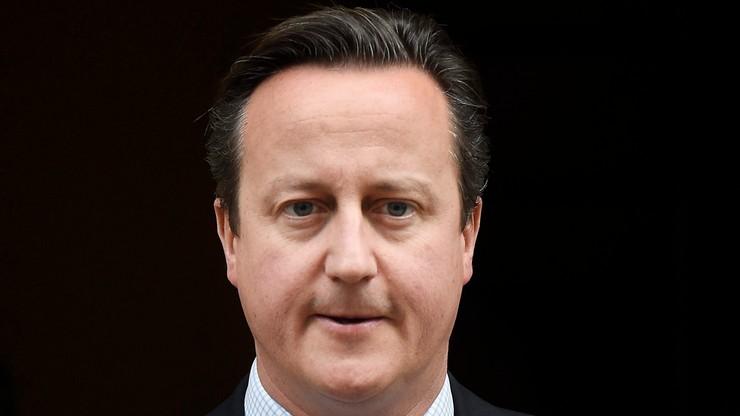 David Cameron w środę w Warszawie. Będzie mowa o zasiłkach dla Polaków